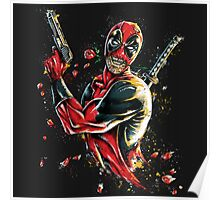 Deadpool - Tango of Death Poster