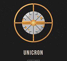 TFDecember 29 - Unicron G1 by josedelavega