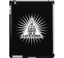 Pi Day Pyramid 3.14.15 iPad Case/Skin