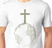 The Roots of the Cross Unisex T-Shirt