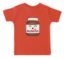 Nutella face 3 Kids Tee