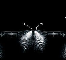 Steel Pier by Marcin Retecki