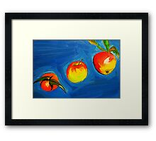 Breakfast, Lunch, Dinner Framed Print