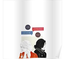 Swan Queen - Unique, maybe even special Poster