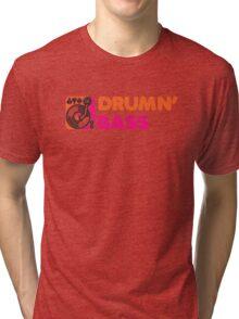 DrummN' Bass Tri-blend T-Shirt