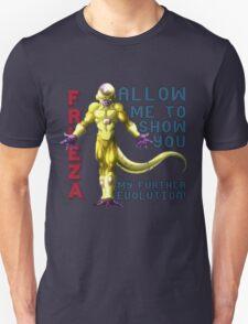 Golden Frieza - Revival of F T-Shirt