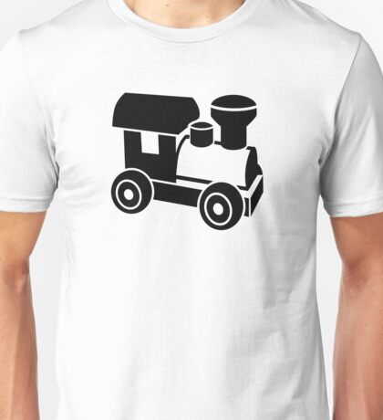 Model railroad locomotive Unisex T-Shirt