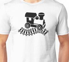 Model railroad rail locomotive Unisex T-Shirt