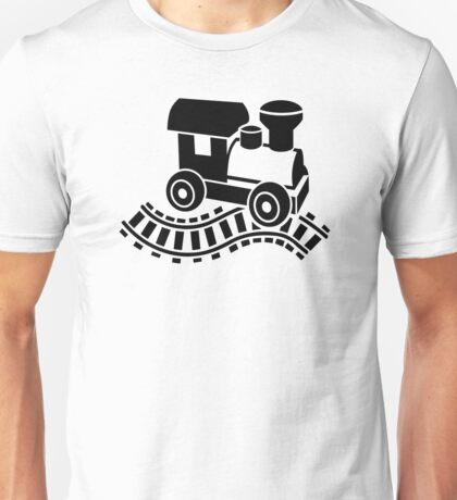 Model railroad rail locomotive Unisex T-Shirt