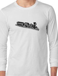 Model railroad Long Sleeve T-Shirt