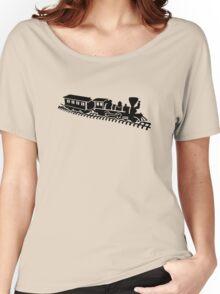 Model railroad Women's Relaxed Fit T-Shirt