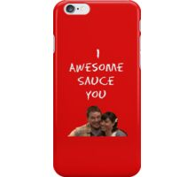 More Awesome Sauce! iPhone Case/Skin