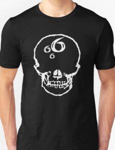666 Skull Large T-Shirt