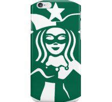 Quinn Coffee (Classic) iPhone Case/Skin