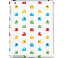 Pac-Man Ghosts Arcade Pattern for Leggins, Phone Cases iPad Case/Skin