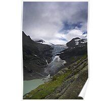 trift glacier Poster