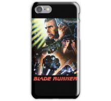 Blade Runner Movie Shirt! iPhone Case/Skin