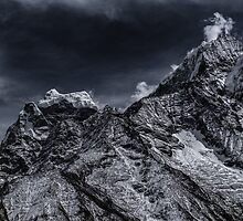 NEPAL:SMOKE IN THE MOUNTAINS by philaphoto