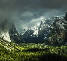 USA:YOSEMITE IN SPRING by philaphoto