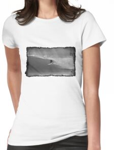 Burleigh Dreams Womens Fitted T-Shirt