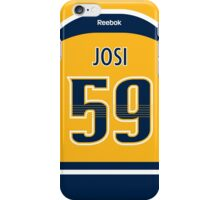 Nashville Predators Roman Josi Jersey Back Phone Case iPhone Case/Skin