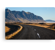 ICELAND:THE RING ROAD Canvas Print
