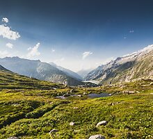 SWISS ALPS:THE HIGH ROAD by philaphoto