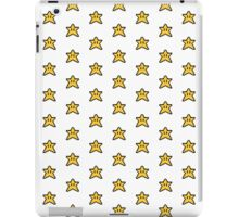 Super Mario Star Leggings Pattern iPad Case/Skin