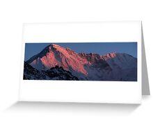 NEPAL:CHO OYU AT SUNRISE Greeting Card