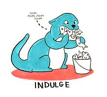 Indulge: Life Tips From An Optimistic Otter by Nicole Horsman