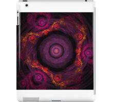 simple disaster iPad Case/Skin