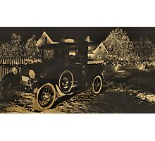 Old Classics Photographic Print