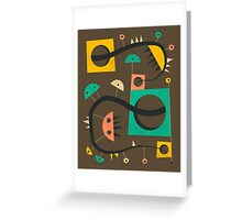 OBJECTIFIED #18 Greeting Card
