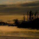 River of Mist #2 by peaceofthenorth