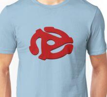 45 Record Adapter Unisex T-Shirt