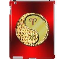 Aries & Monkey Yang Metal iPad Case/Skin