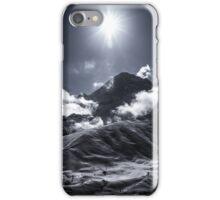 NEPAL:MACCHERMO iPhone Case/Skin