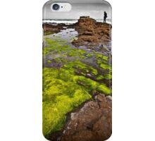 NEW ZEALAND:MOSS GLOWING iPhone Case/Skin