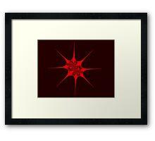 Diatom I Framed Print