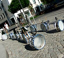 Bavarian drums by Klaus Offermann