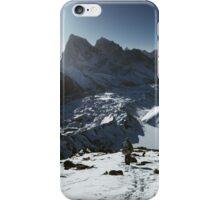 NEPAL:TRAVELLER'S BLISS iPhone Case/Skin
