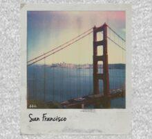Polaroid - San Francisco by exactablerita