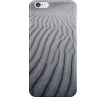 NEW ZEALAND:WAVES OF SAND iPhone Case/Skin