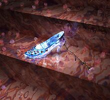 Cinderella's Little Glass Slipper by BonniePhantasm