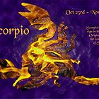 Scorpio by saleire