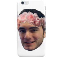 Jordan Maron Flower Crown iPhone Case/Skin