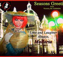 Seasons Greetings by mailarta