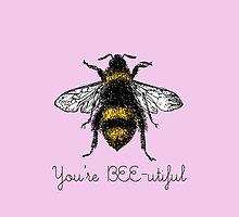You're BEE-utiful by HannahHarmony