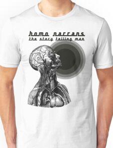 Homo narrans - the story telling man... T-Shirt