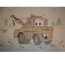Tuh-Mater Photographic Print